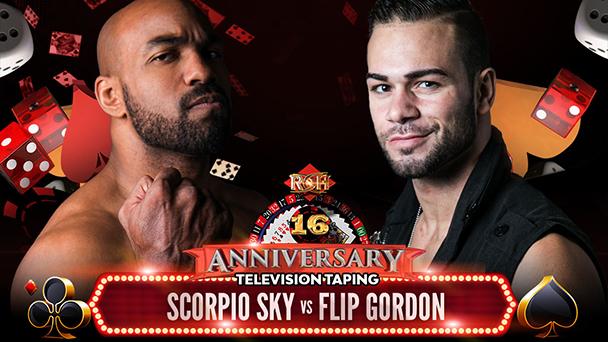 Report of Honor: Scorpio Sky vs Flip Gordon