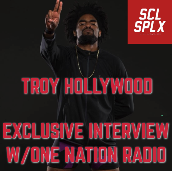 One Nation Radio: Tampa Bay Pro Wrestling World Champion Troy Hollywood Exclusive Interview!