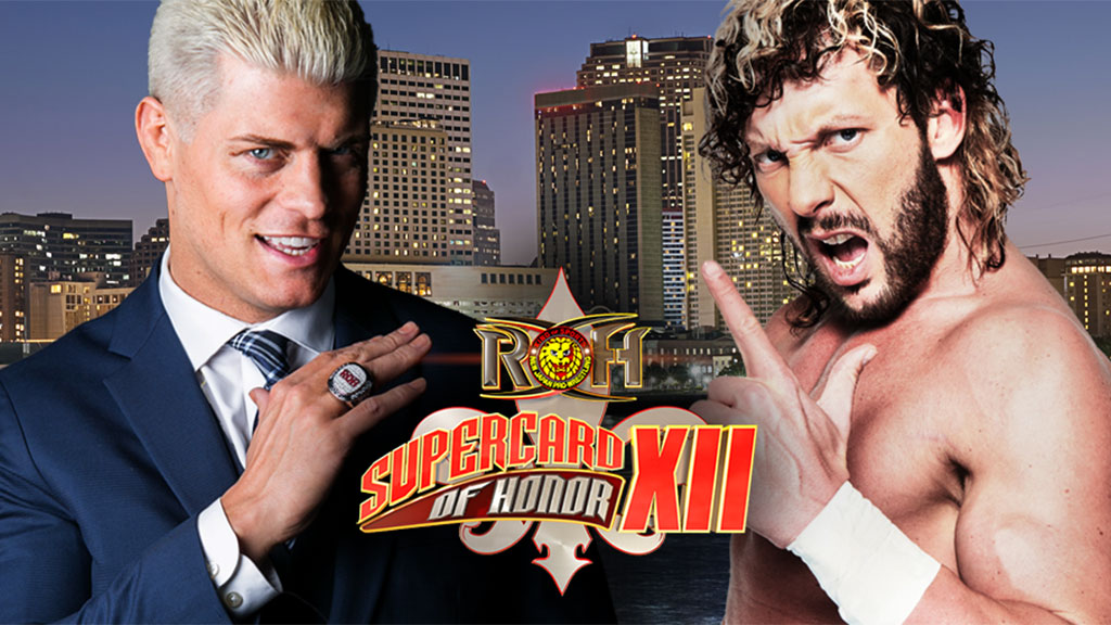 Report of Honor (4/1): Cody and Kenny Omega Face Off