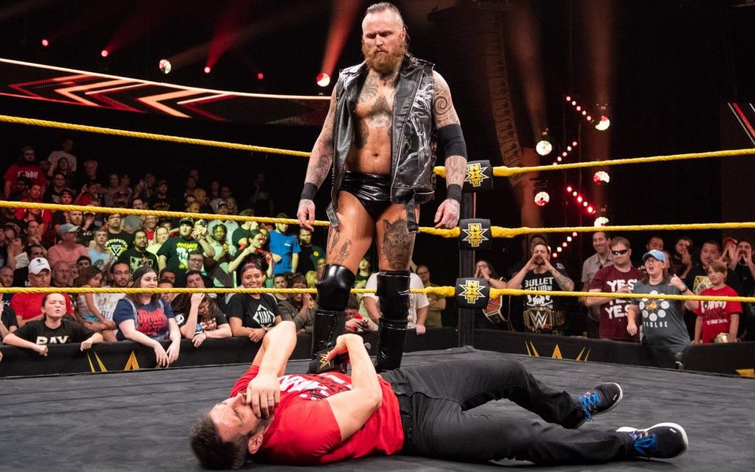 """WWE NXT Review August 2nd: """"Welp, Ciampa is Champ Now"""" Edition"""