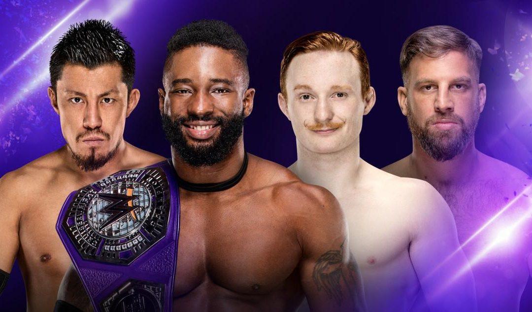 WWE 205 Live Review (09/11/18): Cedric Alexander & Akira Tozawa vs Drew Gulak & Jack Gallagher