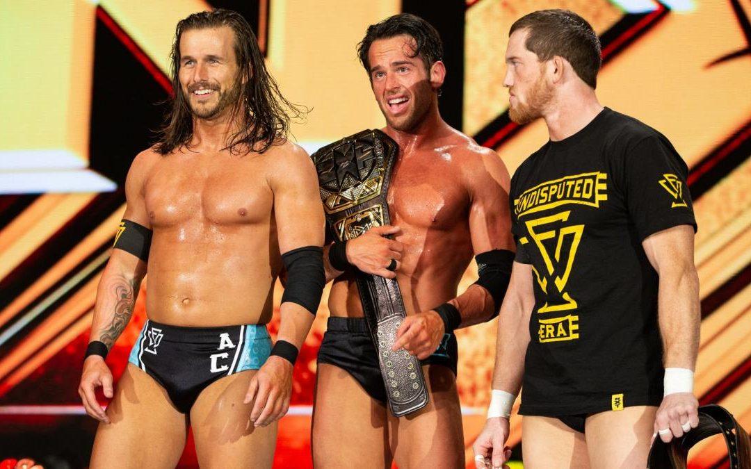 WWE NXT Review (8/29/18): Undisputed Era vs Pete Dunne & Ricochet