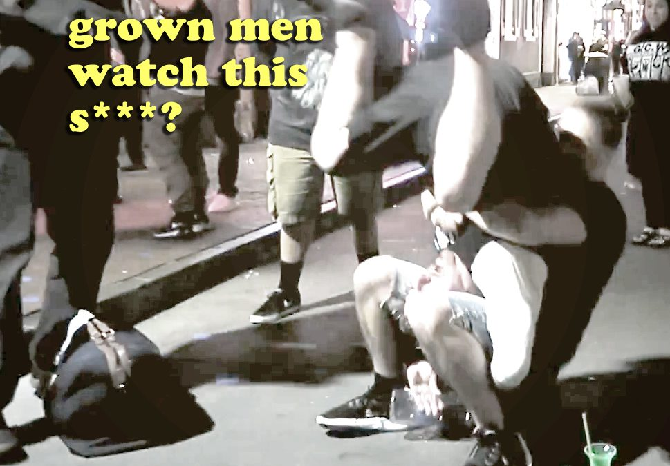 Grown Men Watch This S***? Ep 26 – Sendai Girls, AJW classics, Sid Vicious, Arquette vs Jungle Boy & Tom Magee vs Bret