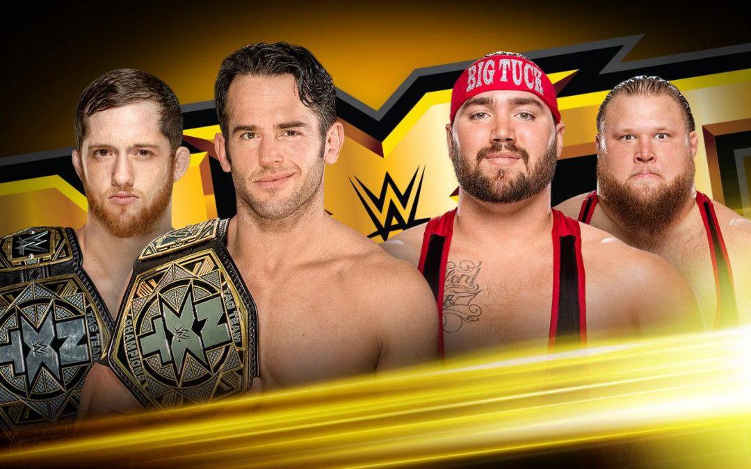 NXT Review (12/26/18): Undisputed Era vs Heavy Machinery