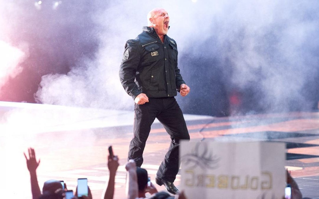Who's Next? Who Goldberg Should Face if He Does Go to All Elite Wrestling