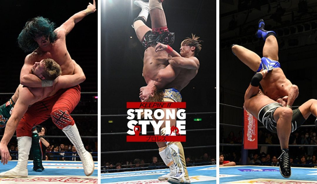 Keepin' It Strong Style – EP 67 – 47th Anniversary and New Japan Cup Round 1 Review