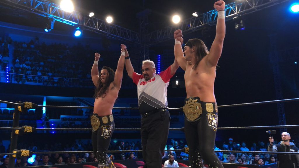 All Things Elite Episode 9: AEW at AAA Rey de Reyes, BTE and Road to Double or Nothing review, AEW's new signing, and get to know Elite fan Sydney.