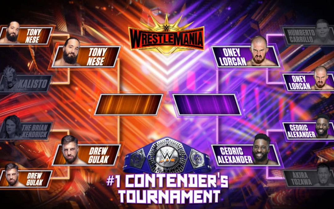 205 Clive's Purple Brand Review (3/5/19): Cruiserweight Championship #1 Contender Tournament: Round 1, Week 2