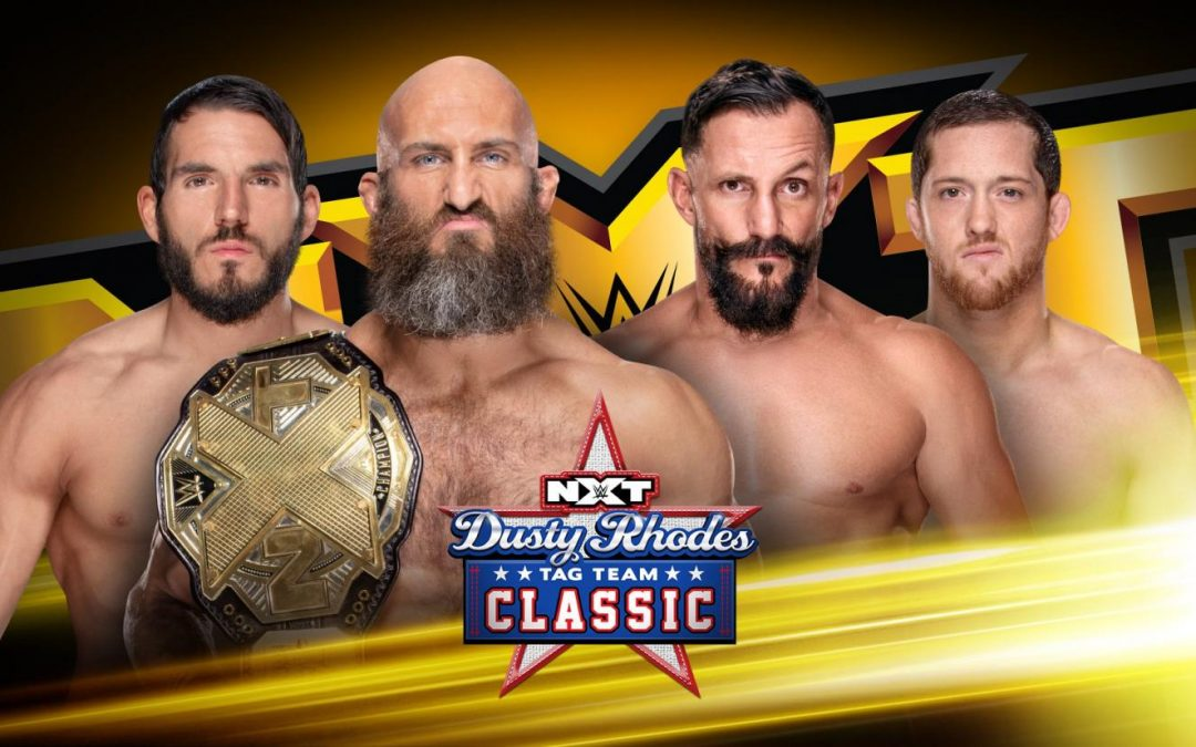 NXT: Then, Now, Forever – 3/8/19 – Opening Round of the 2019 Dusty Rhodes Tag Team Classic