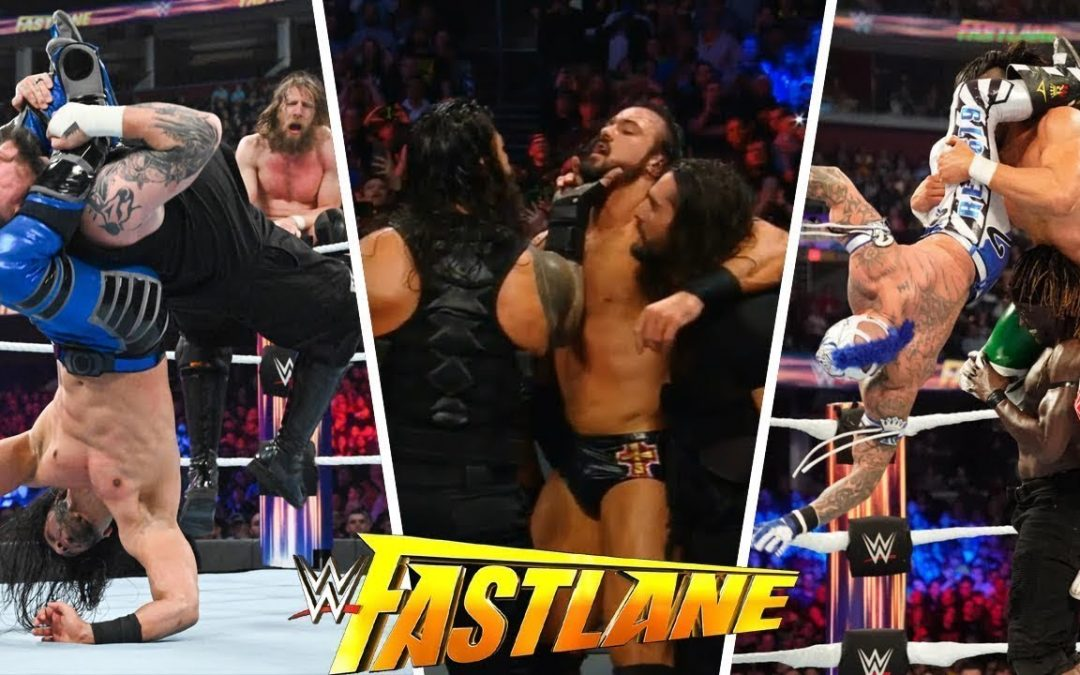 WWE Fastlane 2019 Instant Review