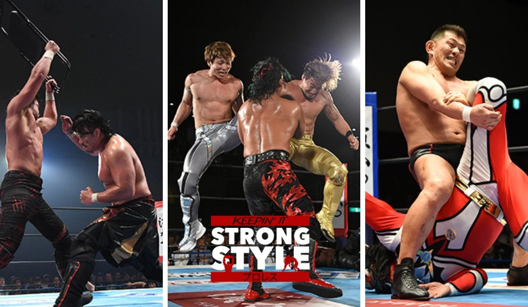 """On this week's episode of Keepin' It Strong Style, Jeremy Donovan and the """"Young Boy"""" Josh Smith review Wrestling Hi No Kuni"""
