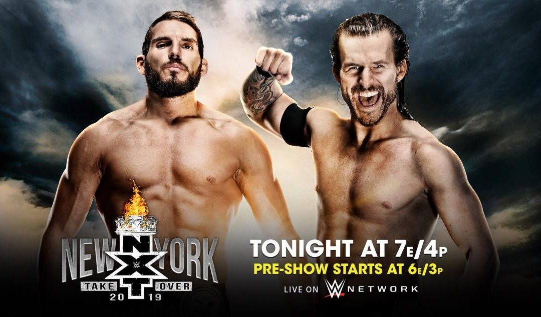 NXT: Then, Now, Forever – 4/11/19 – Takeover: New York and NXT #500