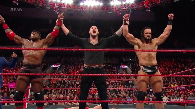 Modern Day Heels in WWE