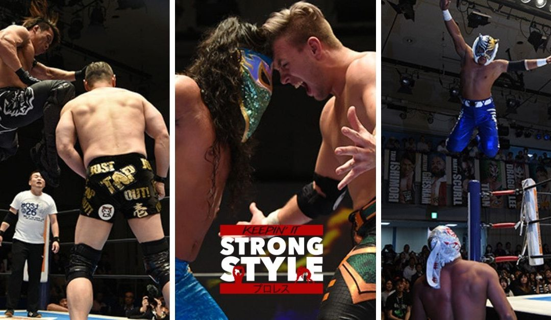 Keepin' It Strong Style – EP 78 – BOSJ 26 Nights 7-10 Review