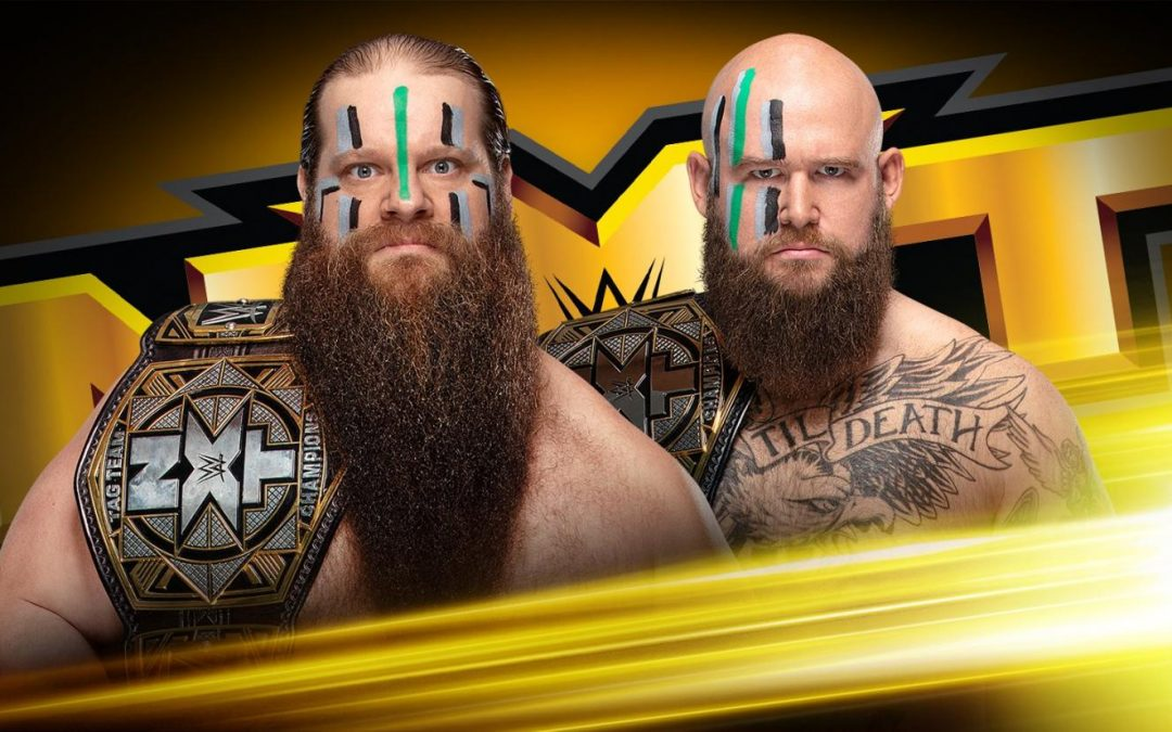 NXT: Then, Now, Forever – 5/17/19 – The Viking Raiders Vs The Street Profits