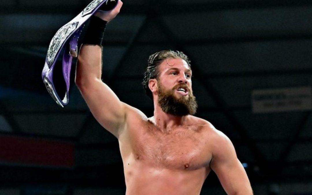 205 Clive's Purple Brand Review (06/25/19): Drew Gulak's Cruiserweight Championship Reign Begins - Social Suplex
