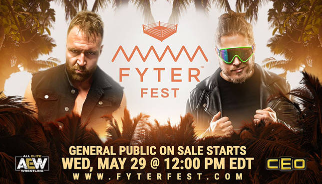 ATE Episode 18: All Out sells out , Fyter Fest free on BR Live and new matches added to both shows.