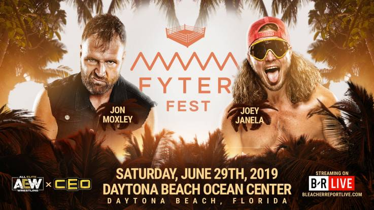 All Things Elite Episode 20: AEW Fyter Fest Review and we answer listener questions.