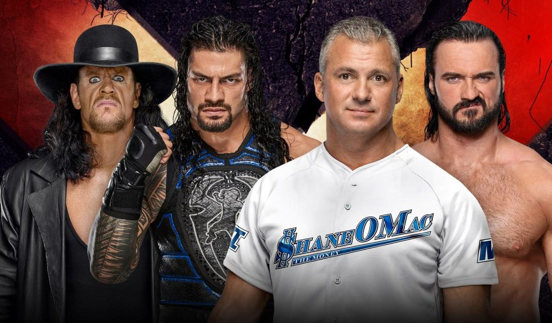 Ricky & Clive's WWE Extreme Rules Preview & Listeners' Questions