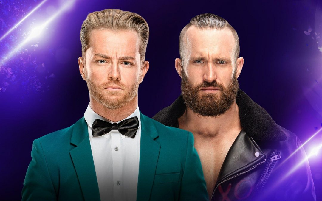 205 Clive's Purple Brand Review (07/30/19): Drake Maverick vs Mike Kanellis: Unsanctioned Match