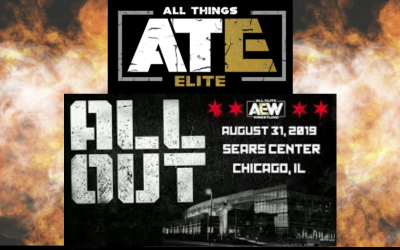 All Things Elite Episode 23: TV date and location announced, new All Out matches, and BTE/Road to recaps