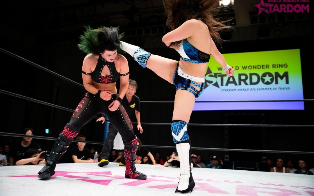 One Nation Radio – Raw Reunion, STARDOM, Arisa/Bea, Gedo Lights G1 Brackets On Fire