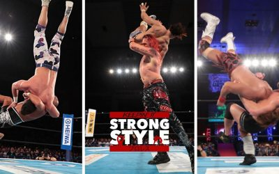 Keepin' It Strong Style – EP 87 – NJPW G1 Climax 29 Nights 8-10 Review