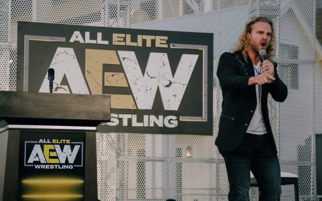 Hangman Page is The Fresh Choice for First-Ever AEW Champion