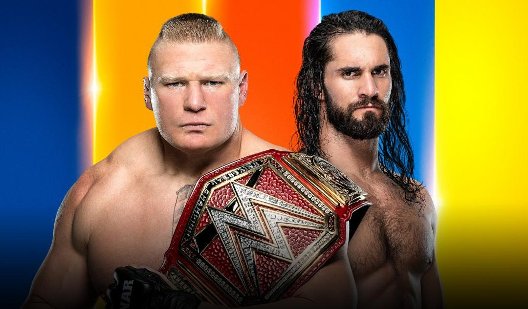 The Ricky & Clive Wrestling Show: WWE Summerslam 2019 Preview Podcast