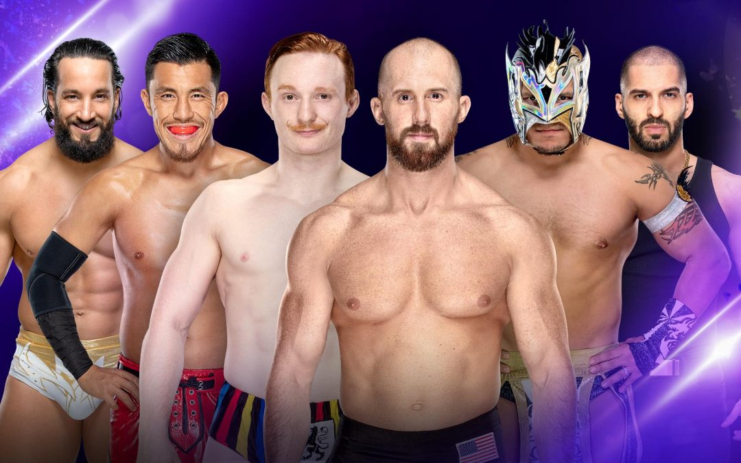 205 Clive's Purple Brand Review (08/06/19): WWE Summerslam Go-Home Show