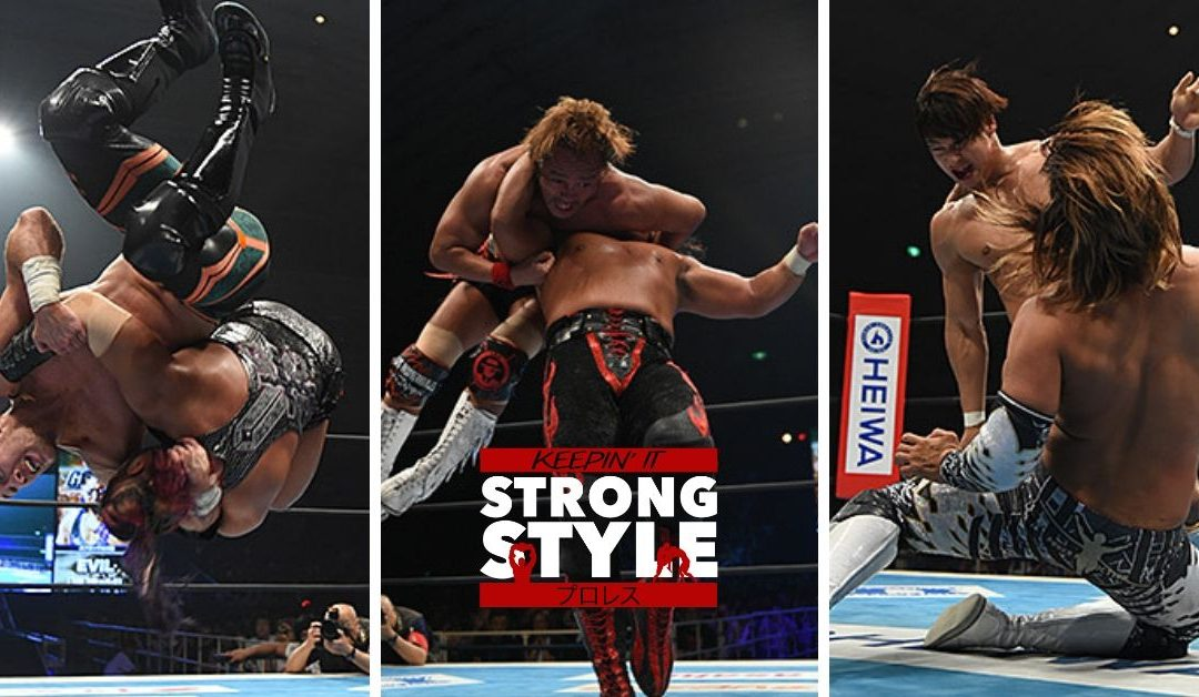 Keepin' It Strong Style – EP 88 – NJPW G1 Climax 29 Nights 11-14 Review
