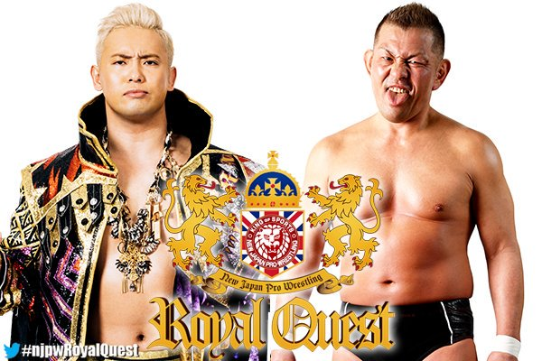 Keepin' It Strong Style – EP 91 – NJPW Royal Quest Preview + Young Lion Cup Preview