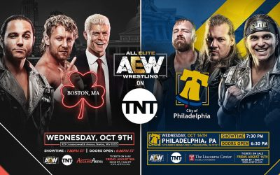 All Things Elite Episode 25: New locations for TV announced, Triplemania, and Recaps of both BTE and Road to All Out.