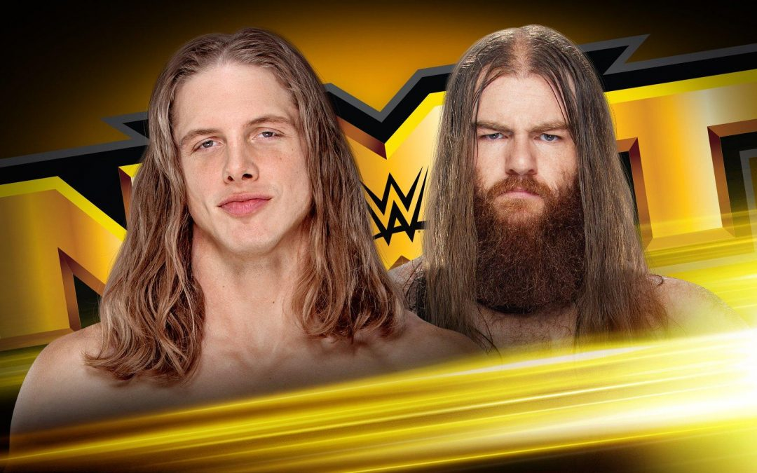 NXT Review (08/21/19): Matt Riddle vs. Killian Dain