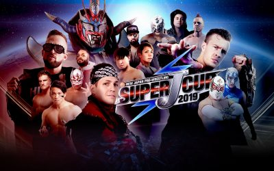 Keepin' It Strong Style – EP 90 – Super J-Cup 2019 Preview and Predictions