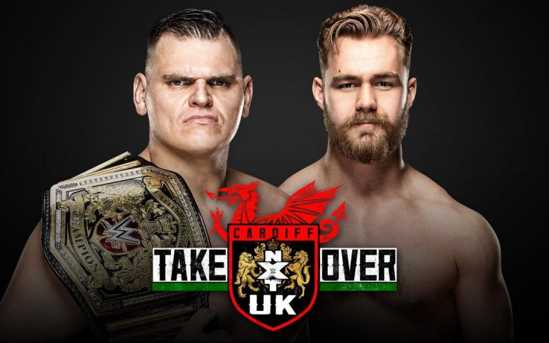 The Ricky & Clive Wrestling Show – NXT UK Takeover: Cardiff & NJPW Royal Quest Previews