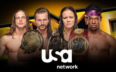 One Nation Radio – NXT To USA, AEW Triple Sellout, STARDOM Grand Prix Preview