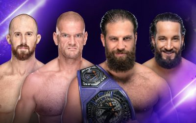 205 Clive's Purple Brand Review (09/24/19): NXT Crossover in Full Effect