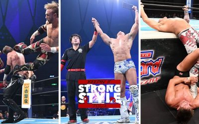 Keepin' It Strong Style – EP 94 – Destruction in Beppu and Kagoshima Review