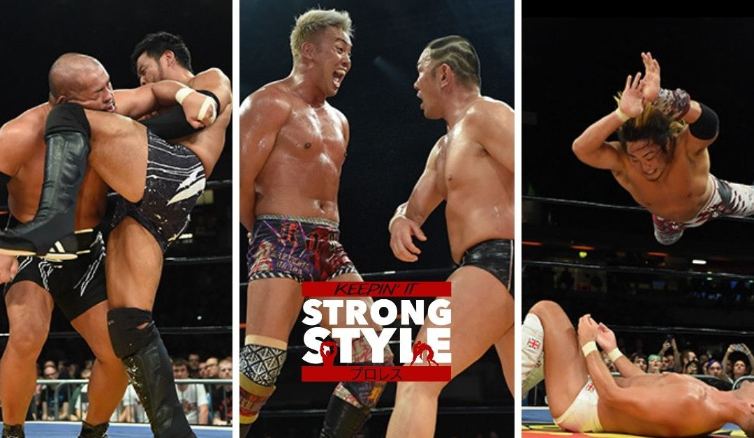 Keepin' it Strong Style – EP 92 – NJPW Royal Quest Review