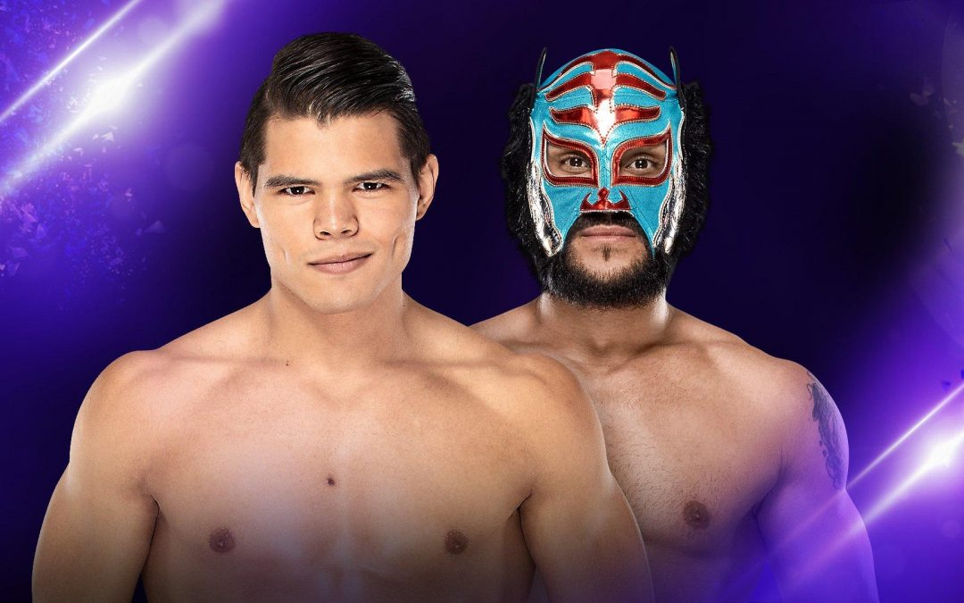 205 Clive's Purple Brand Review (9/3/19): Battle of the Luchadors