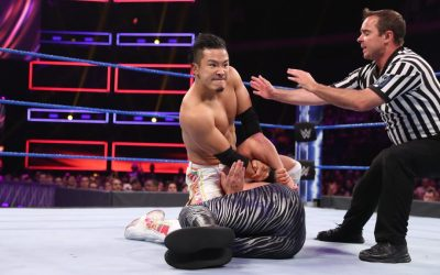 205 Clive's Purple Brand Review: WWE Clash of Champions 2019 Go-Home Show