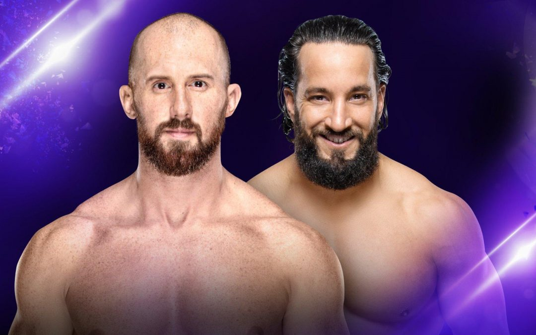 205 Clive's Purple Brand Review (09/17/19): Gulak's Grip Tightens