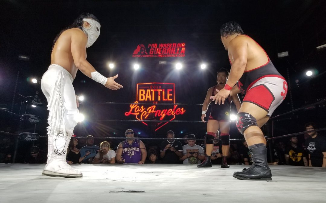Grown Men Watch This S***? Ep 34 – PWG BOLA 2019 Trip & Aftermath