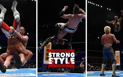 Keepin' It Strong Style – EP 98 – King of Pro Wrestling Review
