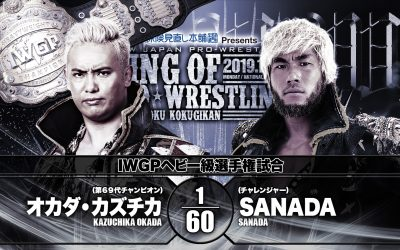 NJPW King of Pro Wrestling Preview and Predictions