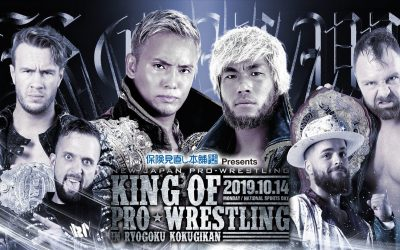 Keepin' It Strong Style – EP 97 – King of Pro Wrestling Preview