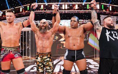 One Nation Radio – 11/26/19 – NXT Takeover: War Games/ WWE Survivor Series/AEW Dynamite/STARDOM