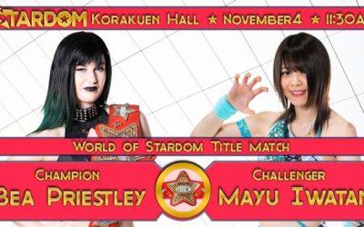 One Nation Radio – 11/6/19 – WWE/New Japan/AEW/NXT/STARDOM