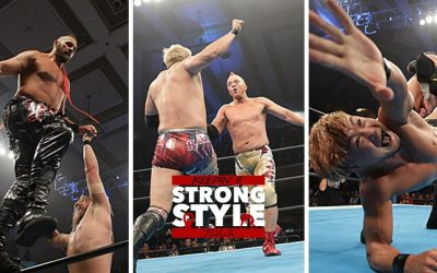 Keepin It Strong Style – EP 102 – NJPW Showdown in San Jose Review & WTL Preview